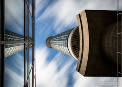 Counterpoint II (Fred-Adams) Tags: city longexposure urban london skyscraper modernism bttower archictecture brutalism modernist brutal postofficetower londonarchitecture fredfredadamsphotographycom