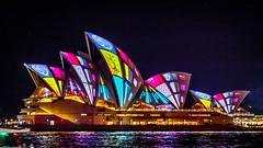 Vivid Sydney-25 (Quick Shot Photos) Tags: night canon lights neon au sydney vivid australia newsouthwales therocks projections 2016 instameet