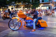 Big Orange! (-Dons) Tags: usa rot austin texas unitedstates tx motorcycle congressavenue rotrally republicoftexasbikerrally explored republicoftexasrally rot2016