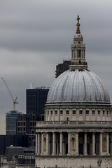 St. Paul's Cathedral From The Switch House, Tate Modern, London (IFM Photographic) Tags: img8733a canon 600d sigma70200mmf28exdgoshsm sigma70200mm sigma 70200mm f28 ex dg os hsm london londonboroughofsouthwark southwark tate tatemodern banksidepowerstation bankside artgallery gallery art saintpaulscathederal stpaulscathederal saint st pauls cathederal cathedralchurchofpaultheapostle sirchristopherwren sir christopher wren englishbaroque baroque church catherdal