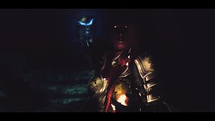 revivethedead (Xyaran aka Cromer) Tags: night darkness vampire moth dungeon knights companion vampires follower dawnguard mothpriest