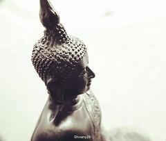 #buddha #buddhism #zen #ilovebuddha #buddhalover #blackandwhite (Shivany28) Tags: instagramapp square squareformat iphoneography uploaded:by=instagram rise