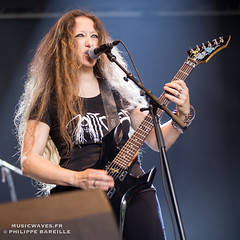Witches @ Hellfest 2016, Clisson | 17/06/2015 (Philippe Bareille) Tags: witches thrashmetal deathmetal hellfest clisson france altarstage 2016 music live livemusic festival openair show concert gig stage band rock rockband metal hardrock heavymetal canon eos 6d canoneos6d musicwavesfr french musique artiste scne vocalist bcrichguitar guitarist guitarplayer singer sibyllecolintocquaine sibylle frontwoman
