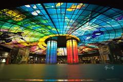 -  (Allen_2 ll YA_ ) Tags: trip travel light station boulevard taiwan kaohsiung dome mrt formosa     narcissus  the  o5 quagliata r10                o r    10reasonstolovekaohsiung