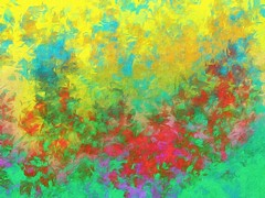 Digital paint doodle (readerwalker) Tags: abstracts brushstroke ipadart ipadpainting