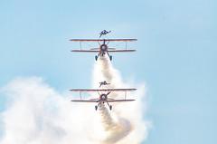 SJL_1039 (Stephen J Long) Tags: airshow blackpool blackpooltower airplanes biplanes gyrocopter redarrows breitling blackpoolairshow2016 aeroplane wingwalkers