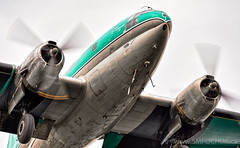 Stephen M. Fochuk C-fAVO Buffalo Airways (Stephen M. Fochuk) Tags: cfavo buffaloairways icepilots c46 cyzf yellowknife nwt northwestterritories action aeroplane warbird