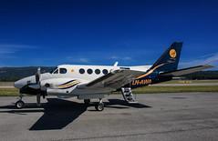 Hawker Beechcraft A100 LN-AWA (Trond Sollihaug) Tags: hawker beechcraft a100 airwing trd lnawa aircraft