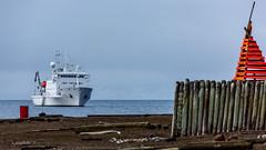 Cruising @ Forlandet National Park, Arctic (x_tan) Tags: arctic canonef28300mmf3556lisusm canoneos5dmarkiii nordreisfjordennationalpark spitsbergen svalbard svalbardandjanmayen sj