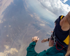 Earthbound (julchan) Tags: lasvegas skydive skydiving dropzone earthbound extremesports nevada freefall