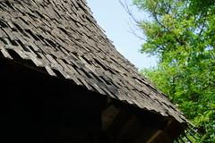 Biserica de lemn Naterea Maicii Domnului, Ieud, Maramures, Romania (Marek Soltysiak) Tags: romania maramures wood wooden lemn biserica nasterea maicii domnului ieud unesco world heritage church roof