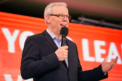 2015-03-08 Selinger delivers speech