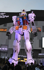 IMG_3559_rt (minions) Tags: mars tokyo odaiba gundam japon