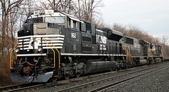 NS 1162 EMD SD70ACe (Conrail1978) Tags: new railroad train ns norfolk loco southern pa harrisburg unit emd 1162 sd70ace