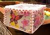 Fancywork Boxes (Robyne Melia is Bobby La) Tags: cards box crochet boxes