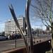 Thornley Street, Wolverhampton - Gateway East sculpture