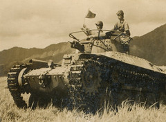 """Medium Tank - Type 97 """"Chi-ha"""" • <a style=""""font-size:0.8em;"""" href=""""http://www.flickr.com/photos/81723459@N04/16575915149/"""" target=""""_blank"""">View on Flickr</a>"""