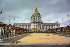 City Hall at Civic Center - San Francisco CA (mbell1975) Tags: sf sanfrancisco california ca city building de hotel town hall san francisco do unitedstates cityhall center fran calif cal stadt dome government townhall civic sanfran rathaus ville ayuntamiento municipio hôtel rådhus concelho paços radus ilobsterit