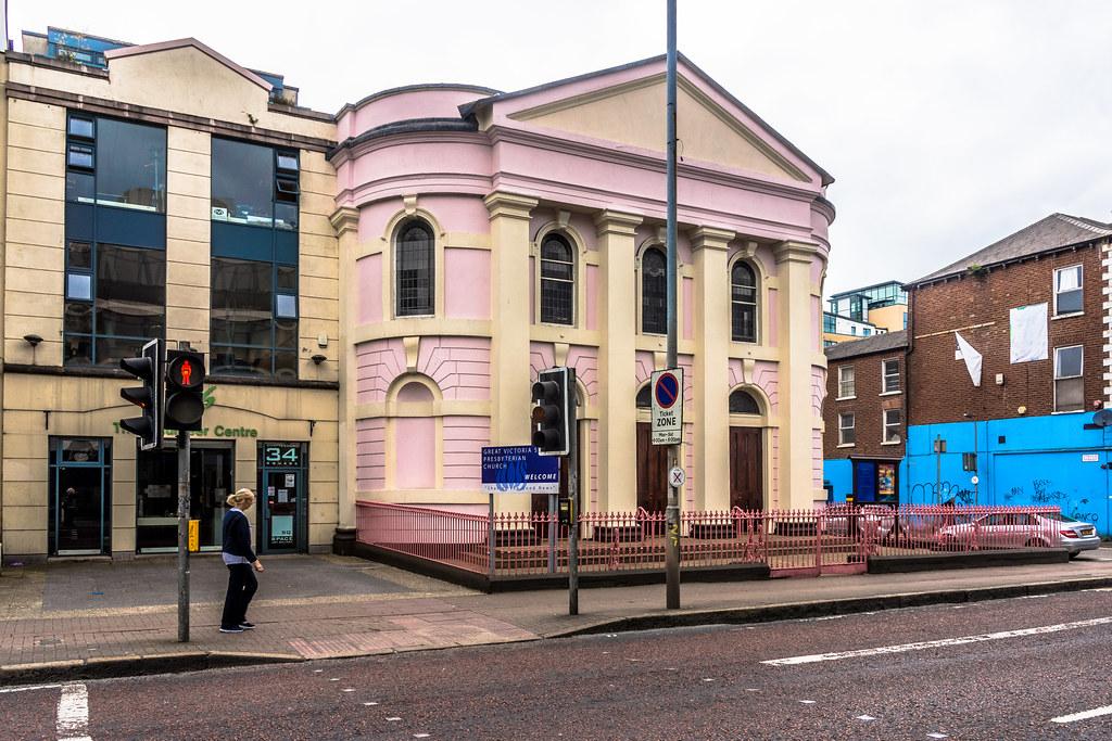 Great Victoria Street Presbyterian Church [Originally Sandy Row Presbyterian Church] REF-102868