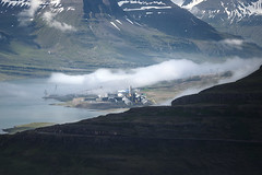 ([carlo cravero]) Tags: morning summer mountains clouds photoshop canon landscape island iceland july east fjords ísland eastfjords lightroom 6d 70200mm 2014 islanda eskifjörður ef70200mmf28isusm eos6d fjarðabyggð eskifjördur