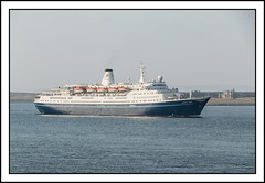 Marco Polo (MBDGE >1.6 Million Views) Tags: cruise scotland boat orkney ship vessel passenger kirkwall marcopolo shapinsay balfourcastle cruiseliners2015