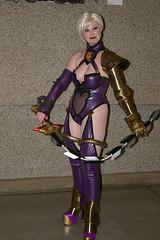 1486 - Sakuracon 2006 (Photography by J Krolak) Tags: costume cosplay ivy masquerade soulcalibur sakuracon sakuracon2006 ivyvalentine