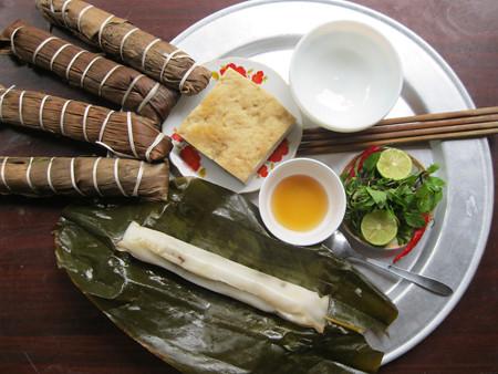 Bánh tẻ Phú Nhi