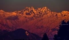 Himalaya (Sougata2013) Tags: sunset india mountain nature landscape nikon hill himalaya mandi himachalpradesh nikond3200 himalayanrange prashar