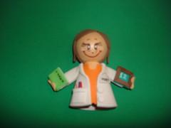 Broche Profesora E.V.A. (MIRA QUE COSICAS) Tags: eva broche profesora profesiones foami