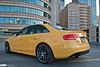 "V718 Gunmetal 19"" | Audi B8 S4 Yellow (VMR Wheels) Tags: yellow wheels audi 19 s4 vmr gunmetal audis4 b8 audizine v718 velocitymotoring 19x95 vmrwheels"
