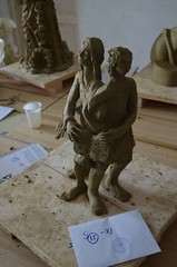 """lucrari sculptura olimpiada  2015-22 • <a style=""""font-size:0.8em;"""" href=""""http://www.flickr.com/photos/130044747@N07/17055625050/"""" target=""""_blank"""">View on Flickr</a>"""