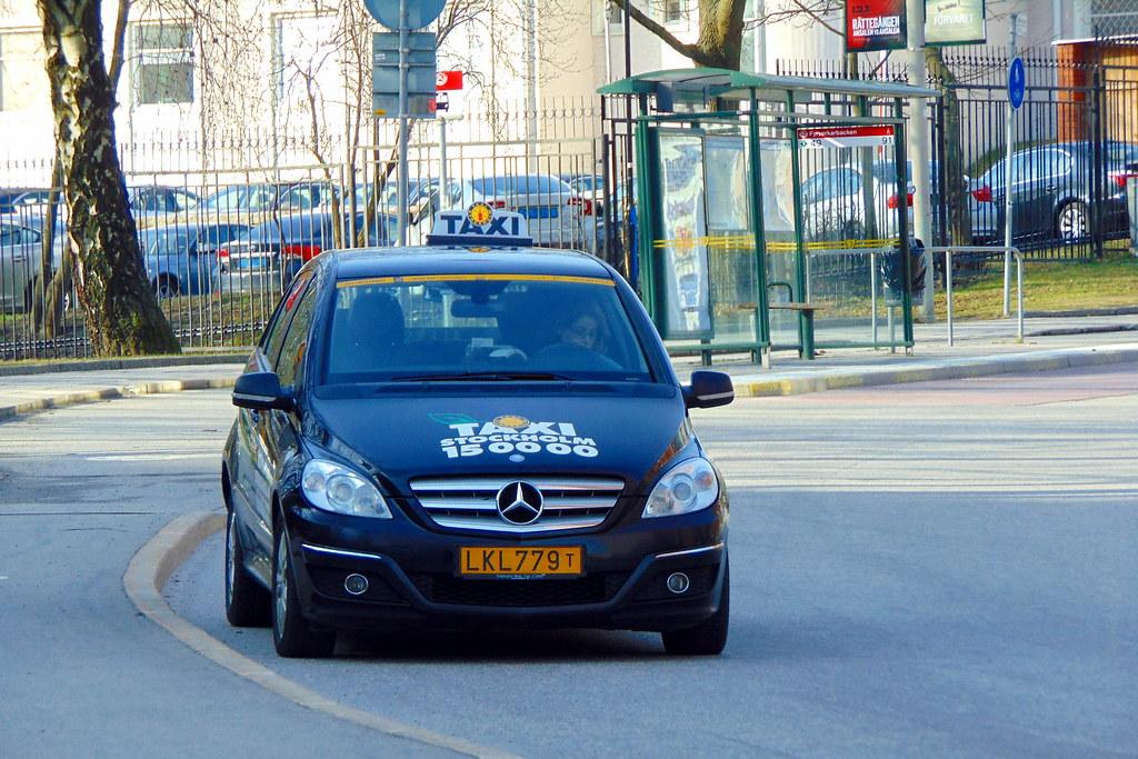 taxi nacka