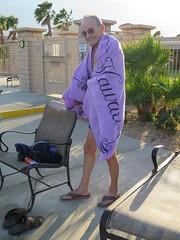 April 14, 2015 (51) (gaymay) Tags: california gay love water pool happy desert palmsprings swimmingpool spa triad