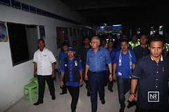 Walkabout Dun Lambir. Sarawak(Calon BN: RIPIN LAMAT).29/4/16 (Najib Razak) Tags: bn walkabout dun lambir ripin sarawakcalon lamat29416