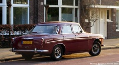 Rover P5 3.5 Litre Saloon 1970 (XBXG) Tags: auto old uk england holland classic haarlem netherlands car vintage automobile nederland rover voiture british 1970 35 saloon paysbas v8 engeland litre ancienne p5 anglaise roverp5 pj07zs