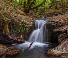 Cascadas en Donamaria (Navarra) (martin zalba) Tags: falls navarra cascada cascadas donamaria
