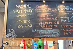 Free Money (knightbefore_99) Tags: canada west beer vancouver farmhouse frank franklin coast cool bc ale machine pale brewery local ipa eastvan freemoney callister
