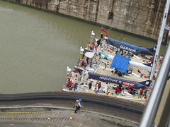 "Canal de Panama: ho hisse ! <a style=""margin-left:10px; font-size:0.8em;"" href=""http://www.flickr.com/photos/127723101@N04/26727456783/"" target=""_blank"">@flickr</a>"