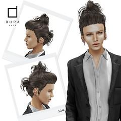 (HAIR) DURA-BOY68 (Chi('')) Tags: male hair secondlife mens dura manbun