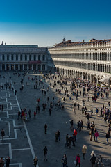 Piazza San Marco en Venezia... [Venice, Italy - 2016] (Jose Constantino Gallery) Tags: venice italy veneza venezia veneto 2016 josconstantino joseconstantino