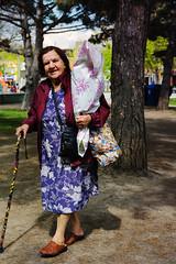 prints (Anne J Gibson) Tags: flowers portrait outside streetphotography prints kensingtonmarket