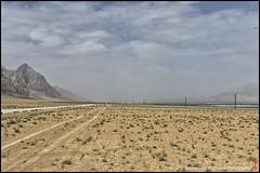 land_lines (alamond) Tags: road lines canon wire long desert plateau 7d electricity l usm tajikistan ef f4 1740 pamir mkii markii brane llens alamond zalar