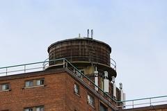 Water Tower (jmaxtours) Tags: usa industry buffalo industrial watertower buffalony westernnewyork buffalonewyork