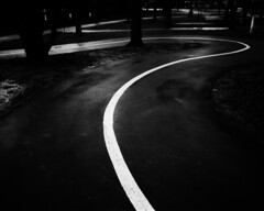 untitled II. (R C H R D T T H) Tags: blackandwhite white black mamiya film lines dark minimal line rb 67 rb67