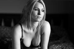(Kinga Krzeczko) Tags: bw woman girl beauty canon sensual