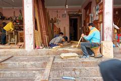 DS1A6420dxo (irishmick.com) Tags: nepal kathmandu 2015 wood carving