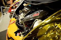 Honda Fit (Andr.32) Tags: cars car japan honda photography fit tokyoautosalon  hondafit jsracing  tokyoautosalon2016 2016