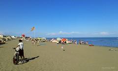 Spiaggia di ponente (IVAN 63) Tags: beach playa caorle spiagggiadiponente