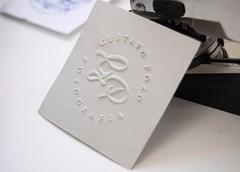 13517553_1071996836168731_1829733076585281137_o (El Calotipo) Tags: design diseo identity identidad businesscards stamp letterpress printing tarjetas logo logotype