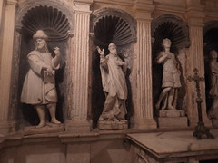 Statues 1 (Martin Lopatka) Tags: sardinia italy holiday vacation summer 2016 porto torres statues marble art carve sculpture